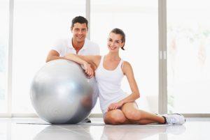 תרגול לחיזוק שרירי האגן הבטן והגב